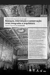Unicamp | Restauro, intervenção e conservação: artes integradas e arquitetura.