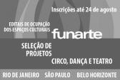 Funarte lança editais de ocupação de espaços cênicos