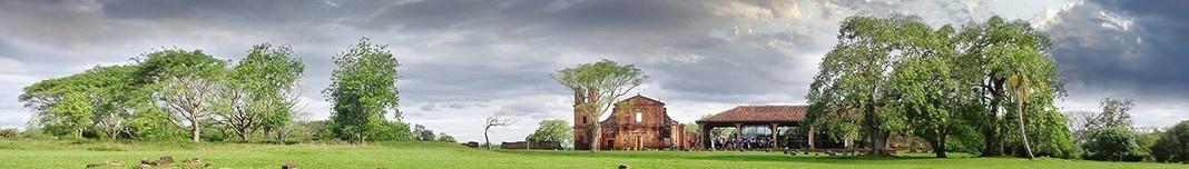 Museu das Missões, São Miguel das Missões RS Brasil. Foto Victor Hugo Mori