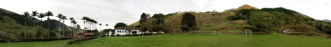 Fazenda São Miguel no Vale do Paraiba SP. Foto Victor Hugo Mori