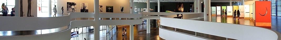 Pavilhão da Bienal, Parque do Ibirapuera, São Paulo, arquiteto Oscar Niemeyer. Foto Victor Hugo Mori