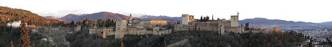 Alhambra Generalife, Granada. Foto Victor Hugo Mori