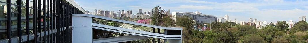Rampa do Pavilhão da Bienal de São Paulo. Foto Victor Hugo Mori