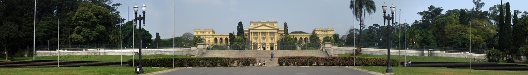 Museu do Ipiranga, São Paulo. Foto Victor Hugo Mori