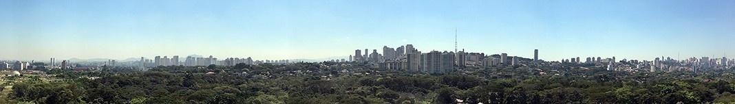 Parque Villa Lobos, São Paulo. Foto Michel Gorski