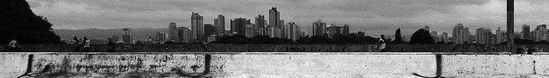 Skyline de São Paulo. Foto Abilio Guerra