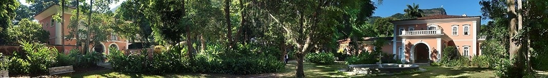 Residência de D. Odaléa Brando Barbosa, Jardim Botânico, Rio de Janeiro, tombada pelo Inepac