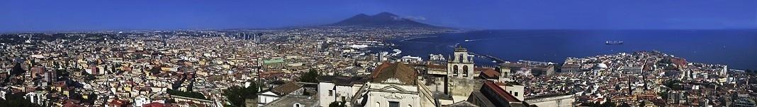 Nápoles, Itália. Foto Victor Hugo Mori