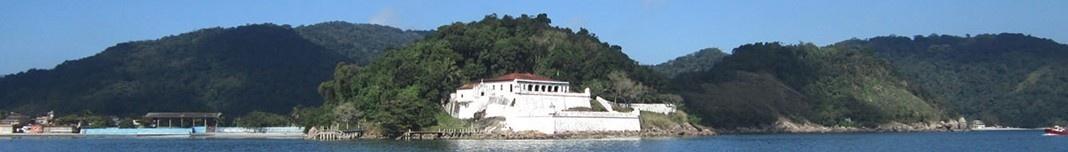 Forte de São João, Bertioga SP. Foto Victor Hugo Mori