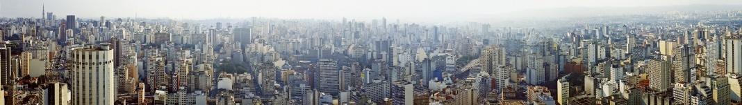 São Paulo. Foto Nelson Kon