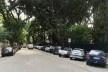 Automóveis estacionados em área de Zona Azul, São Paulo<br />Foto Abilio Guerra