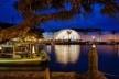Flip 2011, instalações efêmeras vistas do centro histórico, Paraty<br />Foto Nelson Kon
