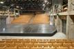 Teatro SESC da Pompéia. Vista interior do Teatro<br />Foto: Nelson Kon