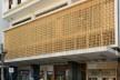 Zona de Galerias, fachada de edifício situado na rua Padre Luiz<br />Foto divulgação  [Acervo da autora]