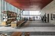 Instituto Moreira Salles – IMS, 5o pavimento, São Paulo, 2017, Andrade Morettin Arquitetos<br />Foto Nelson Kon