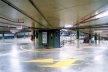 Figura 4 – Garagem subterrânea Trianon, com fluxo contínuo de veículos. <br />Foto Nelson Kon