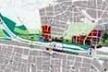 Munich: desarrollo de terrenos a lo largo del ferrocarril