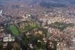 Vista aérea da cidade de Roma, Itália<br />Foto Oliver-Bonjoch  [Wikimedia Commons]