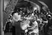 Fotograma do filme <i>Casablanca</i>, com Humphrey Bogart, Ingrid Bergman e Paul Henreid<br />Foto divulgação