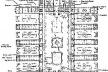 Figure 9 – Plan, Hôpital Lariboisière, par Gauthier [Thompson, J. D. & Goldin, G., The hospital: a social and architectural history, New Haven,]