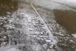 Avenida Brasil no final da década de 40: Maringá Velho em primeiro plano [ACIM, 2006]