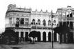 Conjunto de sobrados ecléticos na praça Epitácio Pessoa, atual rua Maciel Pinheiro (s/d) [Museu Histórico de Campina Grande]