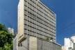 Edifício Renata Sampaio Ferreira, 1960. Arquiteto Oswaldo Arthur Bratke<br />Foto Rafael Schimidt  [Fotoarquitetura]