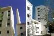 Complexo Cuareim, habitação de interesse social, Montevidéu, anos 1990, projeto do arquiteto Nelson Inda<br />Foto divulgação