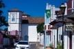 Aspecto geral do conjunto urbano edificado, em trecho próximo da Igreja Matriz de Nossa Senhora do Rosário<br />Foto Fabio Lima