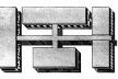 """Figura 29 - """"Retiro para um Sindicato Profissional"""" (Colônia de Férias dos Trabalhadores do Livro e do Jornal), Vassouras, RJ 1933. Arquiteto Alexander Altberg [Revista base, n° 2, out. 1933]"""