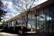 Faculdade Nacional de Arquitetura / UFRJ - vista externa do Hall principal