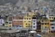 Verticalização na favela da Rocinha<br />Foto Tânia Rêgo  [ABr]