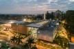 Sesc Guarulhos, Guarulhos, 2019. Arquitetos Lilian Dal Pian e Renato Dal Pian / Dal Pian Arquitetos<br />Foto Pedro Mascaro / Sesc SP
