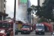Escombros do Edifício Wilton Paes de Almeida, São Paulo, 01 maio 2018<br />Foto Abilio Guerra