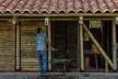 Taller de Confección Amairis, proceso, San Isidro, Colombia. Taller Ruta 4<br />Foto Yeferson Bernal