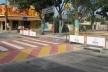 Vista Travessia para pedestres<br />Imagem dos autores do projeto