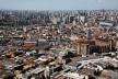 Vista aérea de São Paulo<br />Foto Nelson Kon