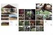 Exposição Território de Contato, Marcos Acayaba, painel de edifícios com módulos triangulares (parte 1)<br />Painel de Estudio Campo