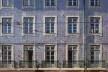 Edifício residencial em Fanqueiros, fachada. Arquiteto José Adrião, 2007-2011<br />Foto/photo FG + SG