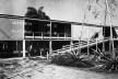 Escola Julia Kubitschek em Candangolândia<br />Foto divulgação  [IPHAN. GT-Brasília: memórias da preservação do patrimônio cultural do Distrito Federal]