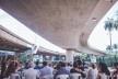"""O Viaduto das Artes em Belo Horizonte, sede da Exposição """"Outros Territórios"""", curadoria e projeto expográfico Vazio S/A, abr. 2019/ jun. 2019<br />Foto Camila Rocha"""