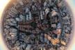 Vista aérea (drone) da Chácara das Jaboticabeiras<br />Foto divulgação