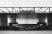 Original model, National Theatre, Mannheim, 1952-3, Ludwig Mies van der Rohe<br />Hedrich Blessing / divulgação  [Chicago History Museum]