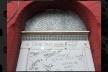 "Tapume na Madryn Street nº 9 com as mensagens dos fãs: ""Save this home""<br />Foto Victor Hugo Mori"