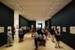 """Exposição """"Frank Loyd Wright at 150: Unpacking the archive"""", curadoria de Barry Bergdoll, MoMA Nova York<br />Foto Renato Anelli"""