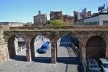 Piazza XX settembre, reminiscências da cidade murada<br />Foto Fabio Jose Martins de Lima