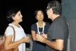 Aurea Pereira da Silva, Célia Kawai e Wison Mariana<br />Foto Thomas Bussius