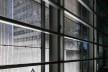 Centro Universitário Maria Antônia, esquadrias do edifício Joaquim Nabuco, São Paulo SP. Arquitetos Cristiane Muniz, Fábio Valentim, Fernanda Barbara e Fernando Viégas / Una Arquitetos<br />Foto Nelson Kon