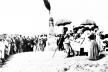 A Pedra Fundamental para a nova capital em Planaltina, 7 de setembro de 1922 [Adirson Vasconcelos, A Mudança da Capital. Brasilia, Gráfica e Editôra Independência, 1978]
