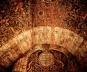Trecho do interior da Sinagoga de Horb, Polônia, 1735.  [MEEK, 1996, p. 138]